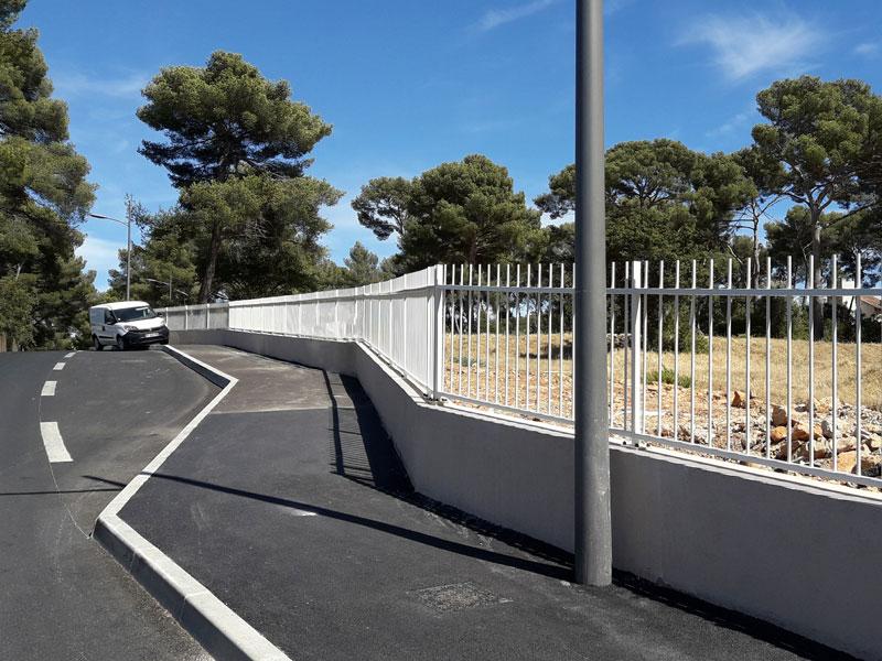 Barreaudage Gamme Bar'fence