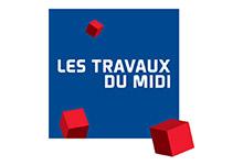 Logo Travaux du Midi