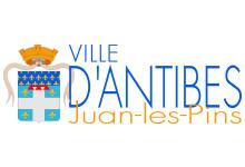 Logo Ville d'Antibes