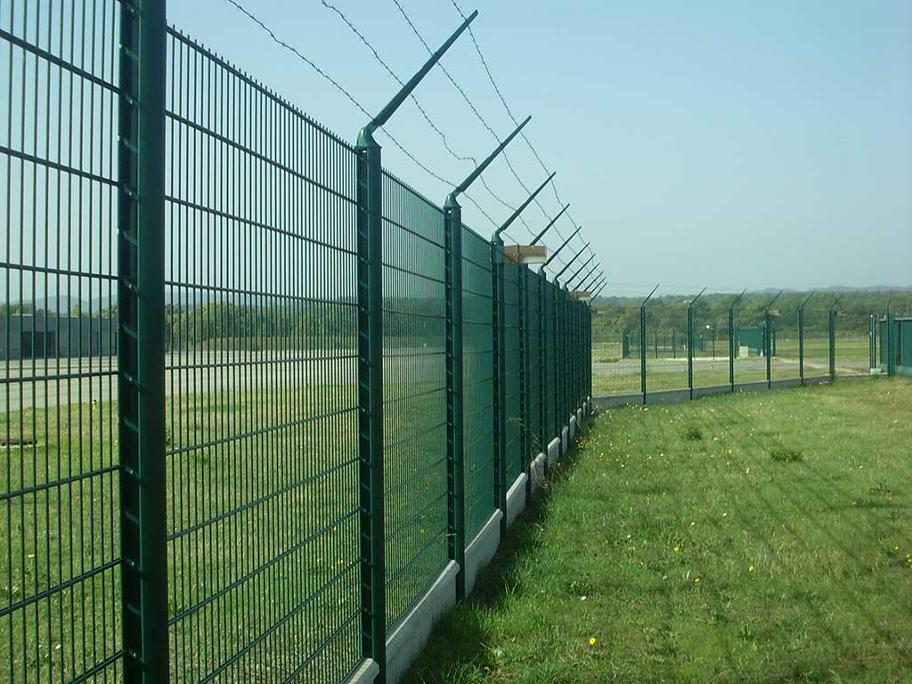 Bavolet clôture DWP