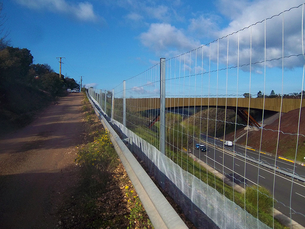 clôture maille soudé