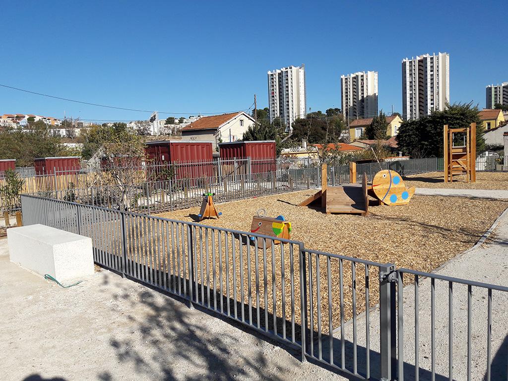 clotures parcs et jardins